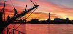 Genoval al tramonto